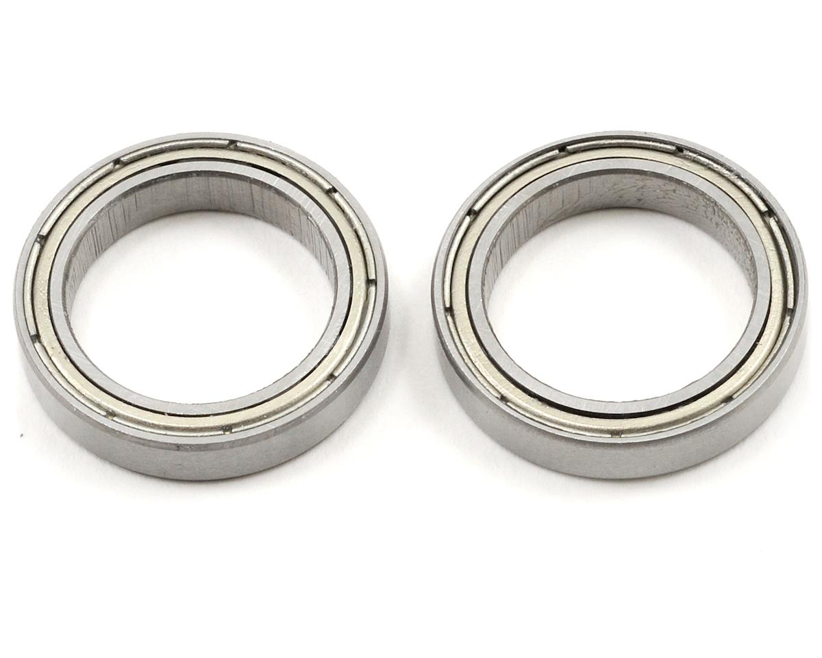Axial 15x21x4mm Bearing Set (2)
