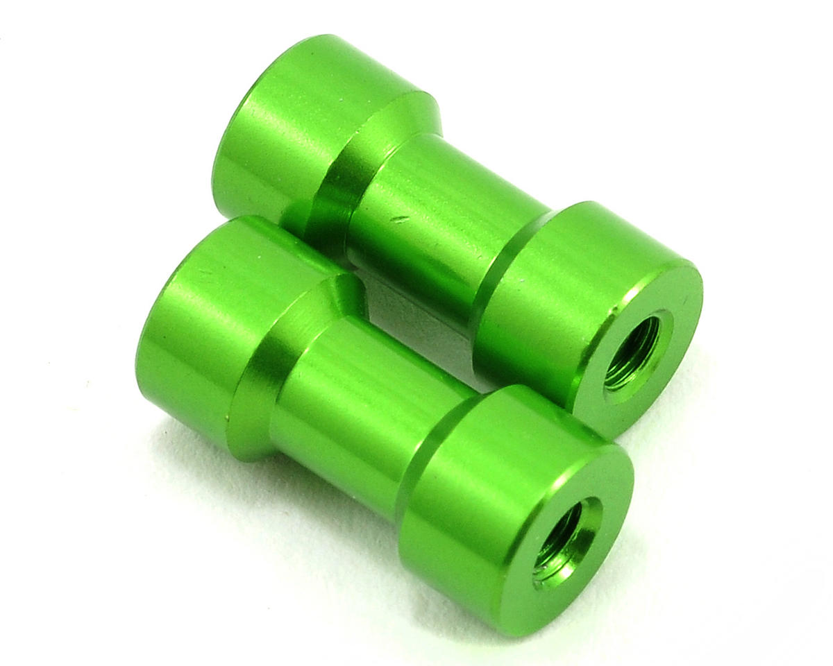 Axial Racing 7x15mm Post (Green) (2)