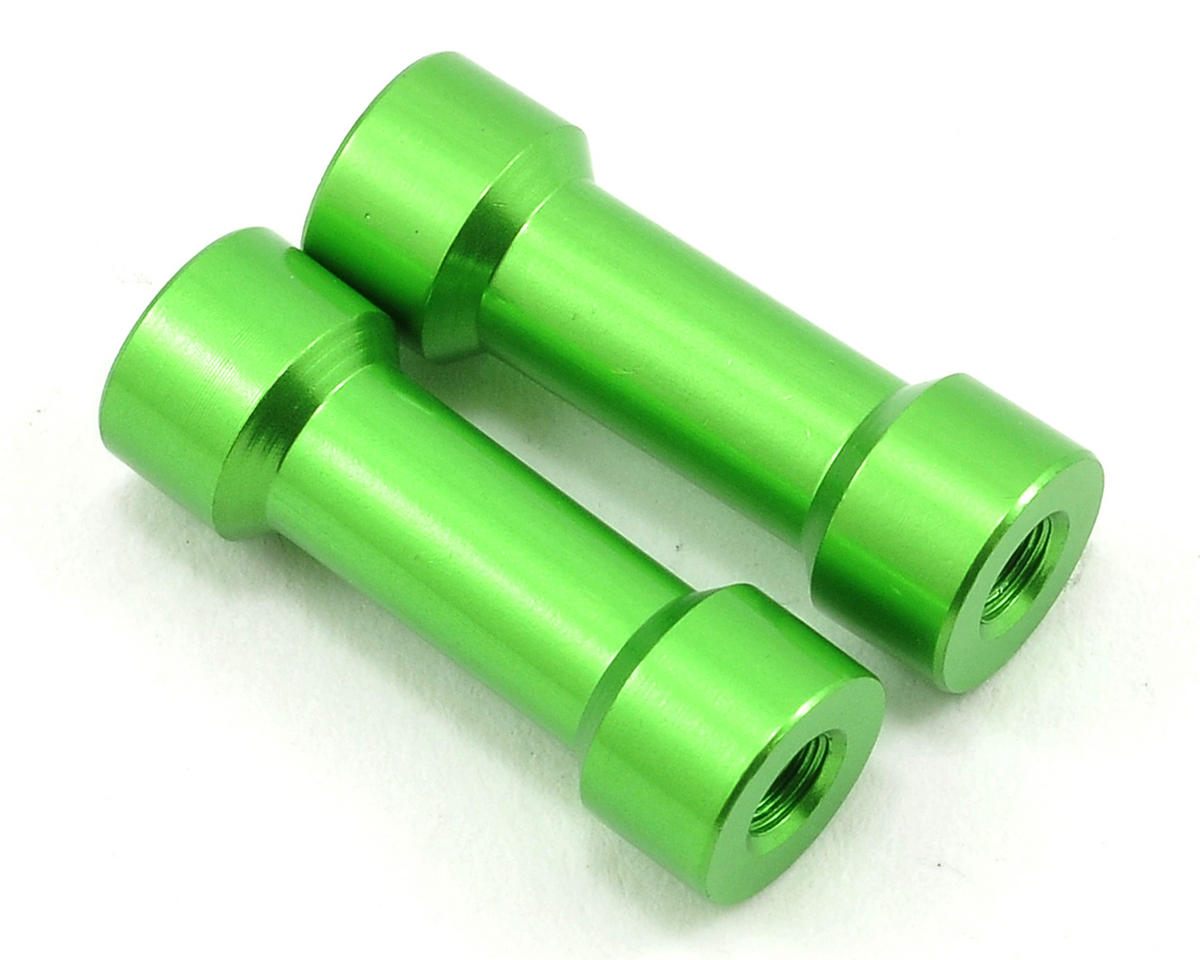 Axial Racing 7x20mm Post (Green) (2)