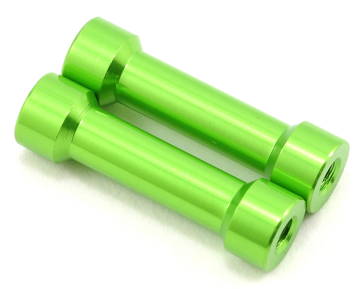 Axial Racing 7x25mm Post (Green) (2)