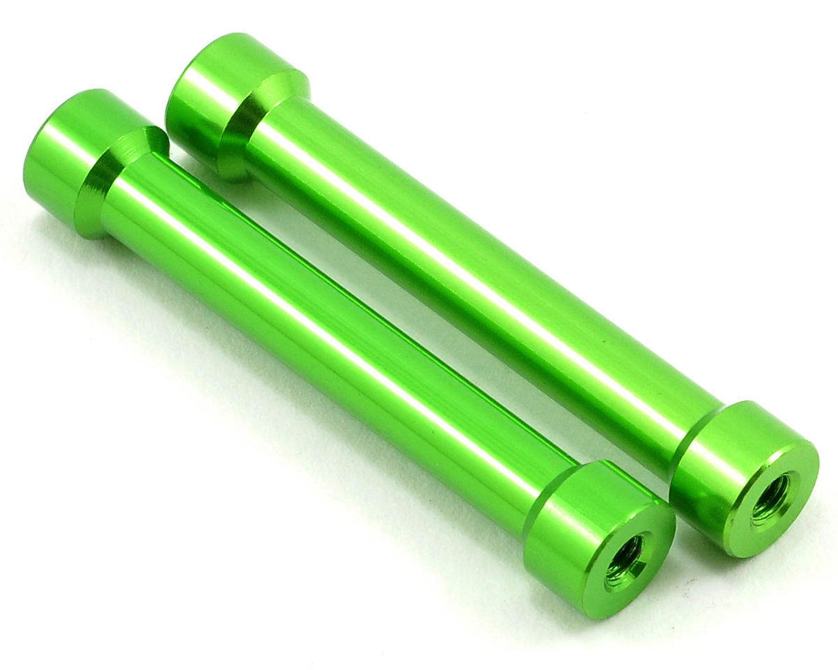 Axial Racing 7x40mm Post (Green) (2)