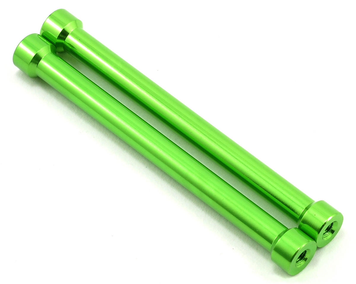 Axial Racing 7x65mm Post (Green) (2)