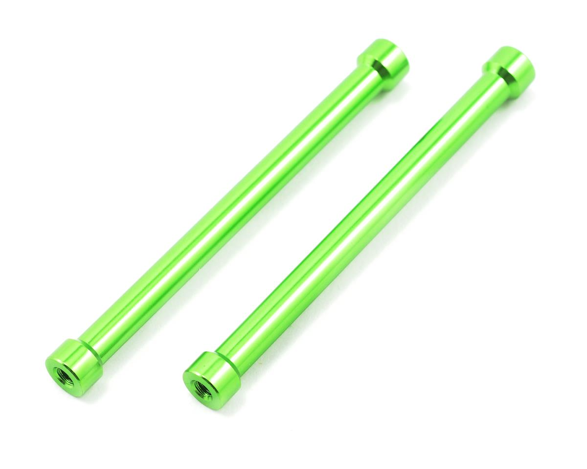 Axial Racing M7x70mm Green Aluminum Post (2): AX10 Scorpion