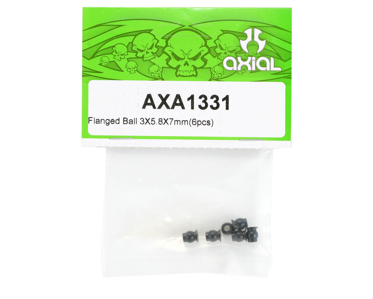 Axial Racing Flanged Ball 3x5.8x7mm (6)
