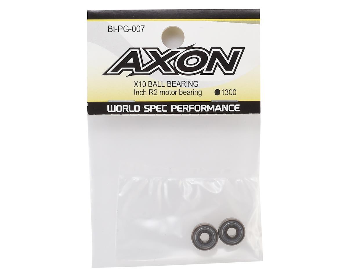 Axon X10 Motor Ball Bearing (2) (Inch R2)