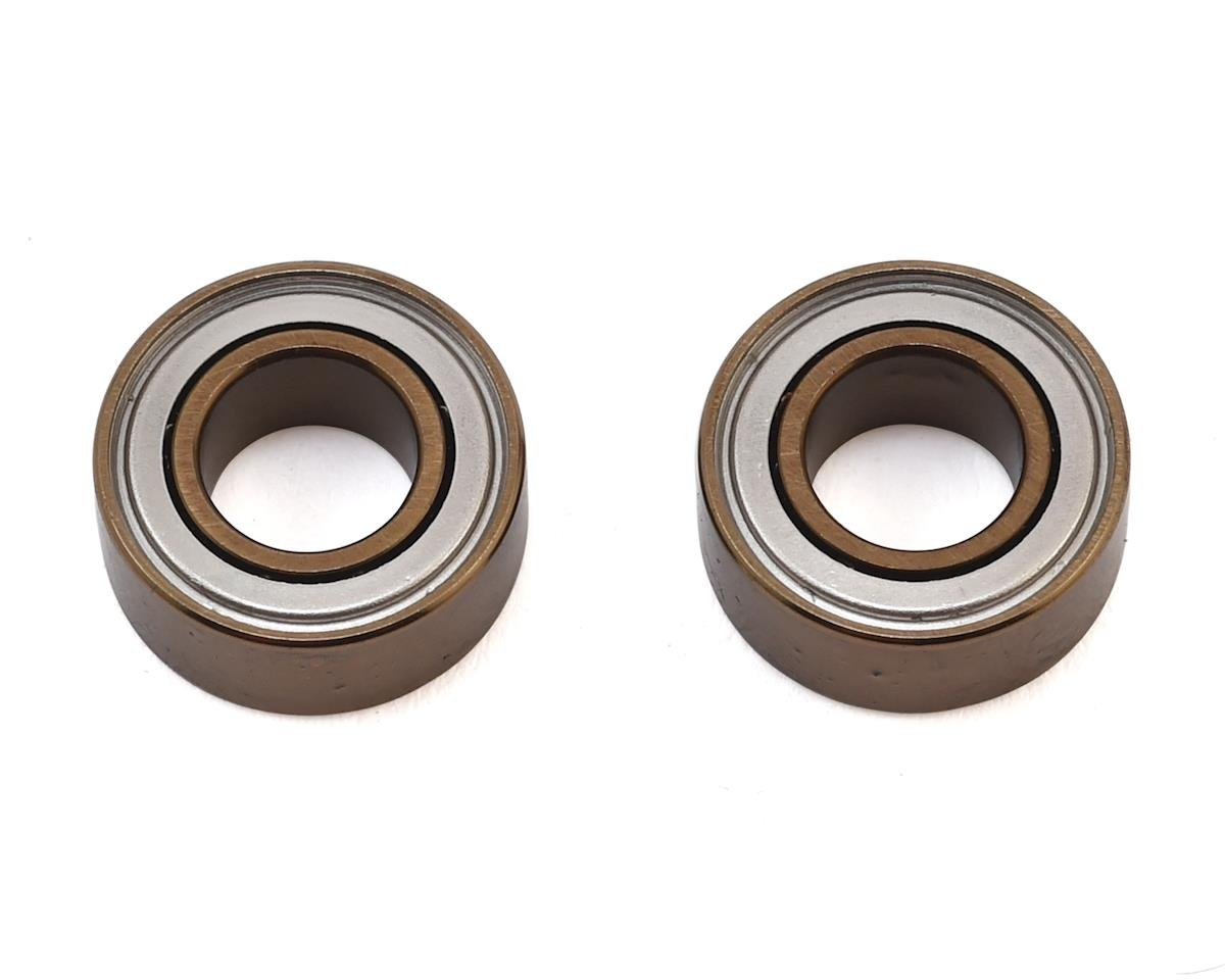 Axon X10 5x10mm Ball Bearing (2) (HB Racing TCXX)