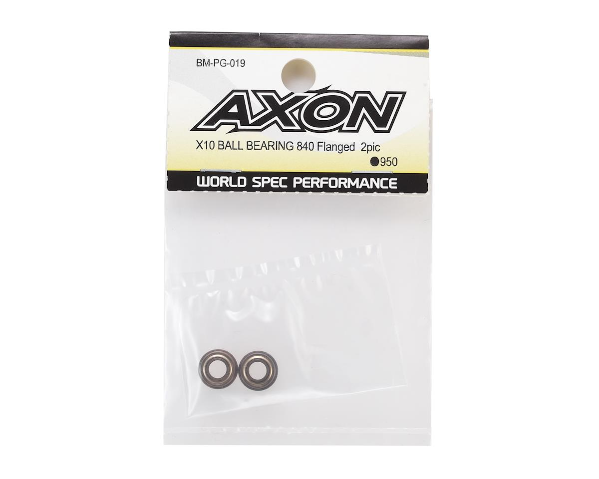 Axon X10 4x8mm Flanged Ball Bearing (2)