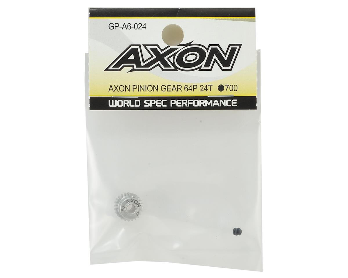 Axon 64P Aluminum Pinion Gear (24T)