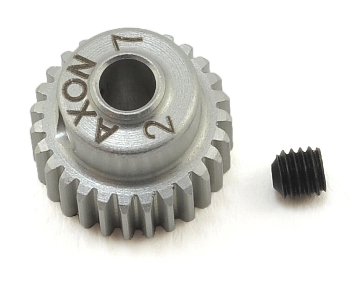 64P Aluminum Pinion Gear (27T) by Axon