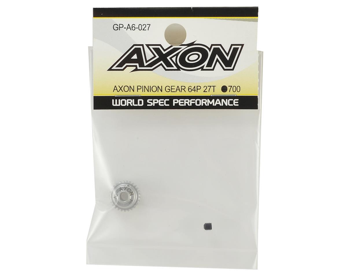 Axon 64P Aluminum Pinion Gear (27T)