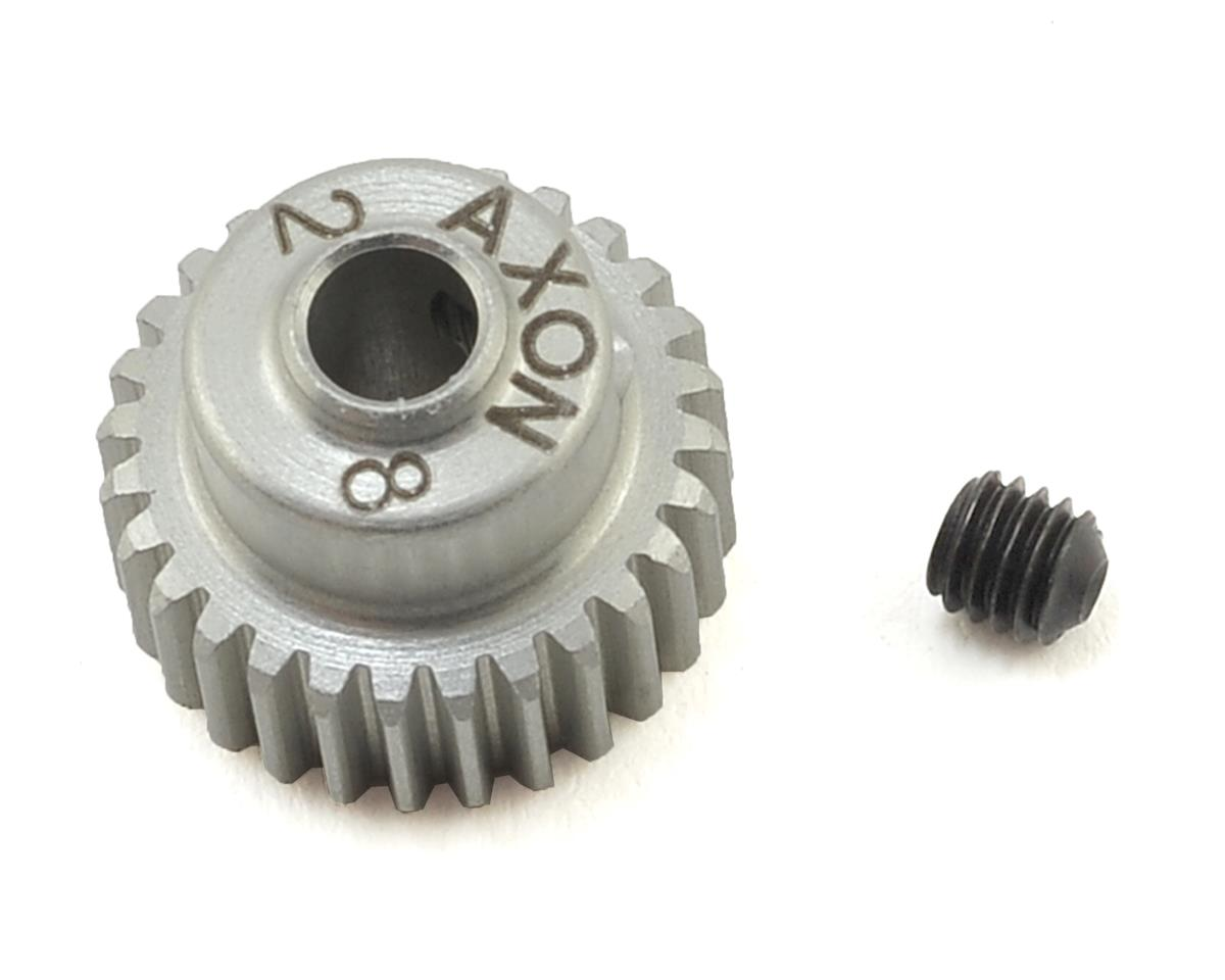 64P Aluminum Pinion Gear (28T) by Axon