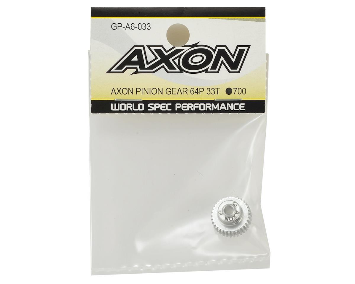 Axon 64P Aluminum Pinion Gear (33T)