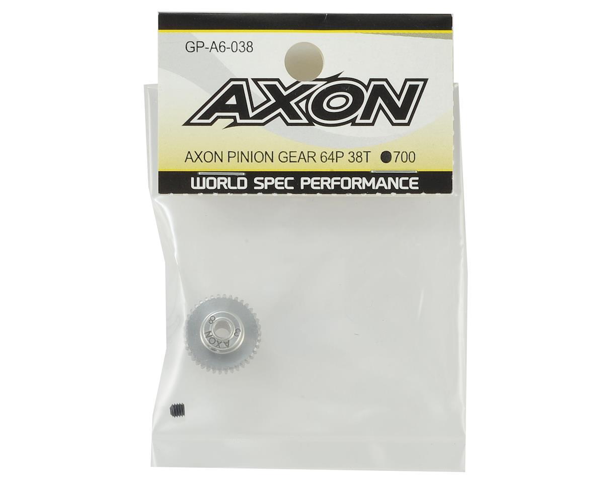 Axon 64P Aluminum Pinion Gear (38T)