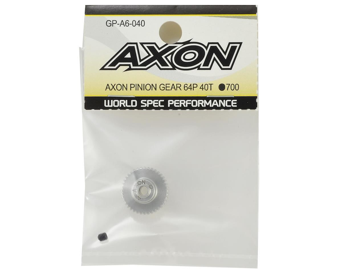 Axon 64P Aluminum Pinion Gear (40T)