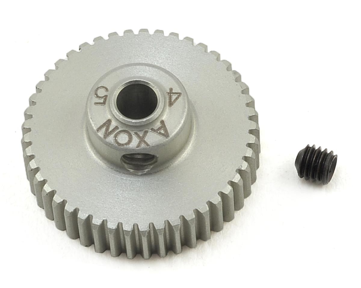 64P Aluminum Pinion Gear (45T) by Axon