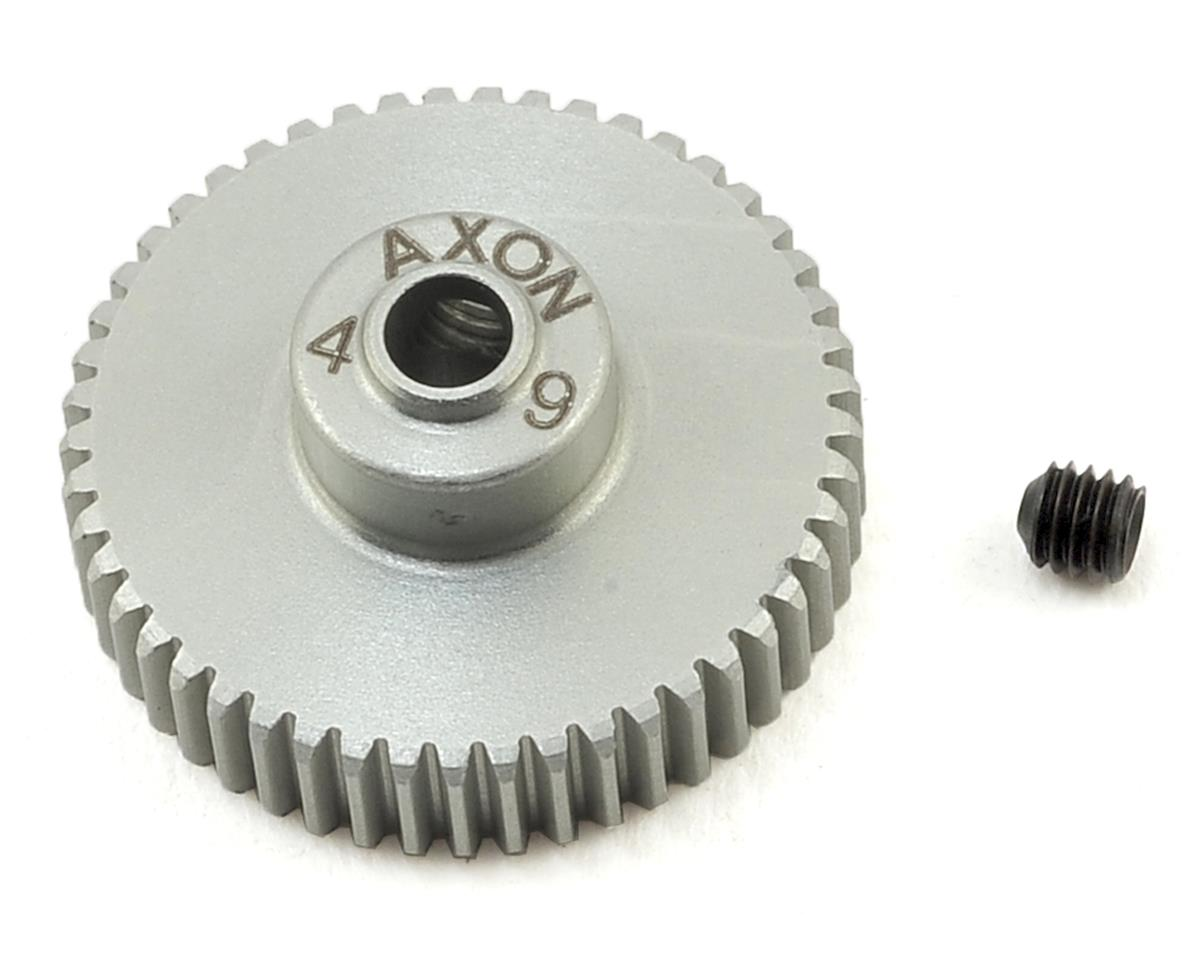 64P Aluminum Pinion Gear (49T) by Axon