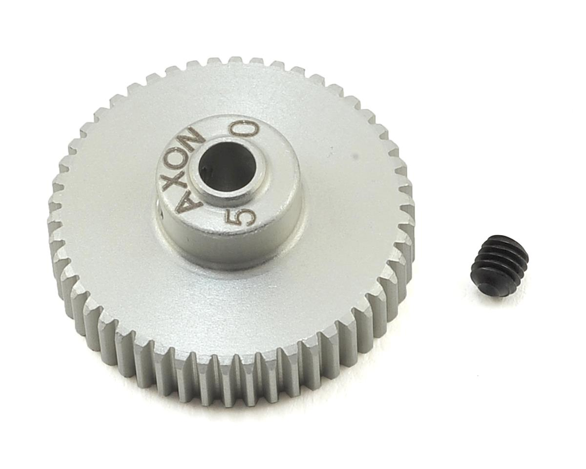 64P Aluminum Pinion Gear (50T) by Axon
