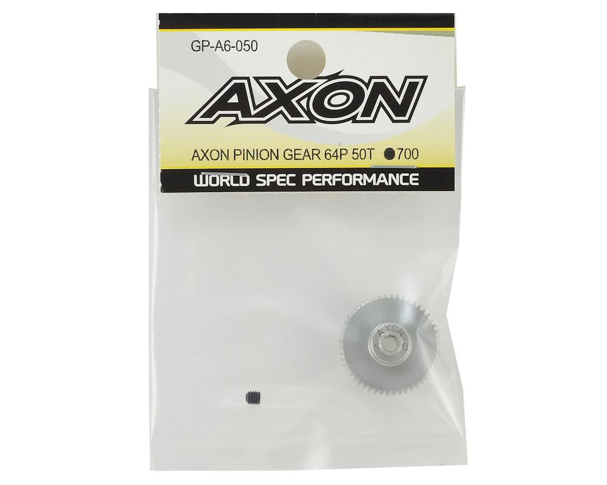 Axon 64P Aluminum Pinion Gear (50T)