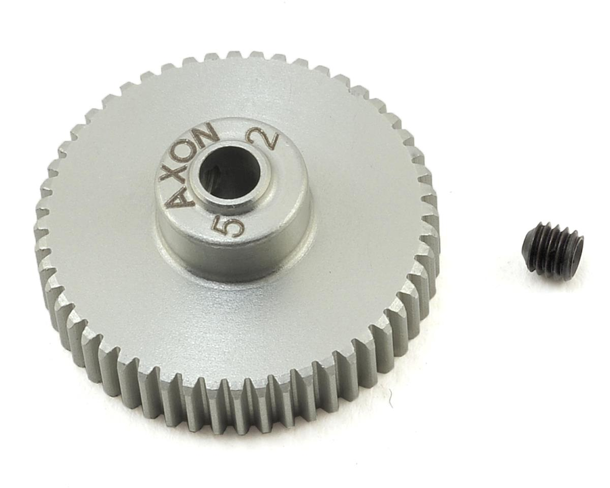 64P Aluminum Pinion Gear (52T) by Axon