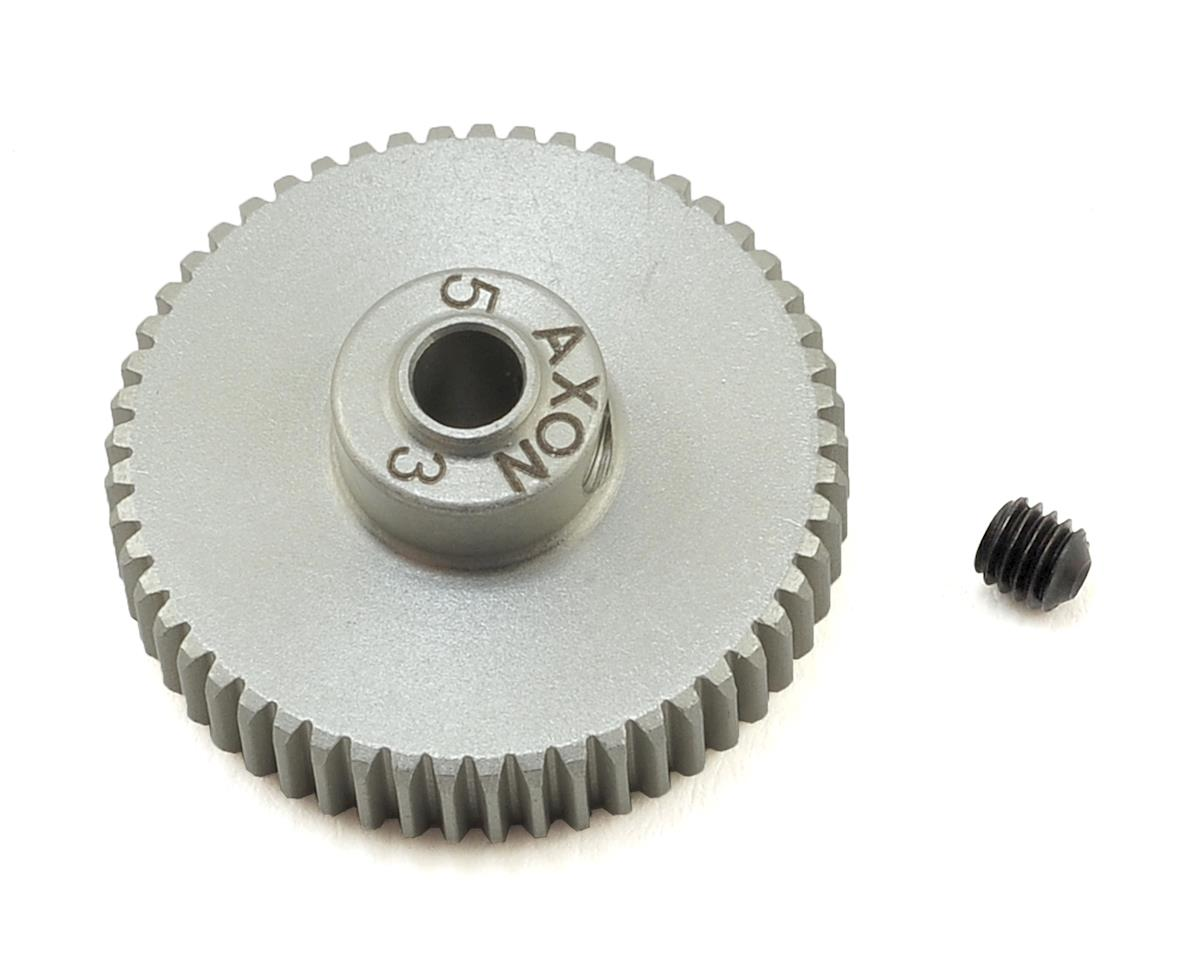 64P Aluminum Pinion Gear (53T) by Axon