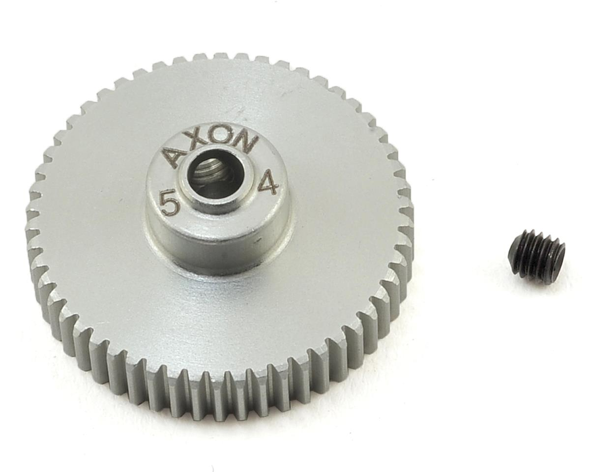 64P Aluminum Pinion Gear (54T) by Axon