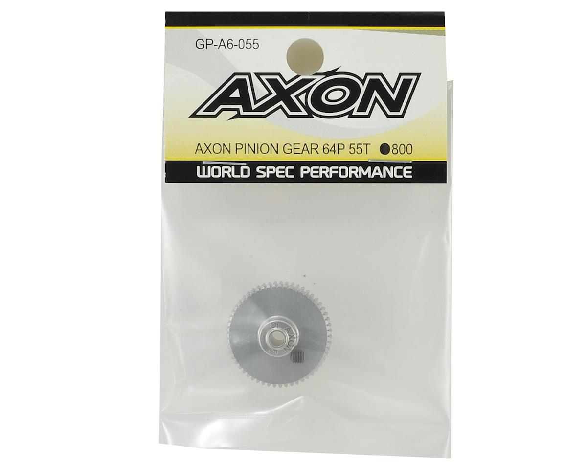 Axon 64P Aluminum Pinion Gear (55T)