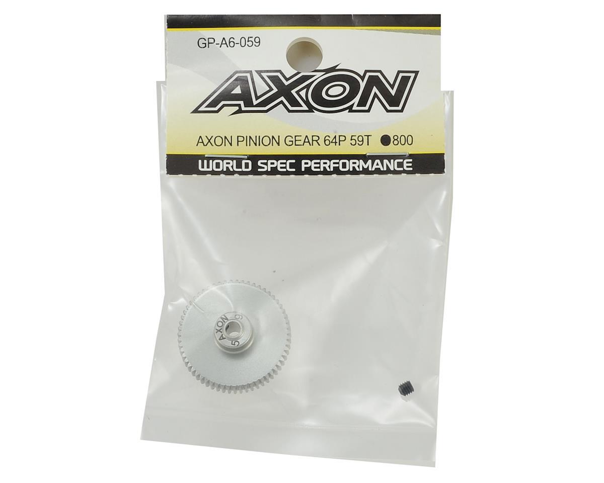 Axon 64P Aluminum Pinion Gear (59T)