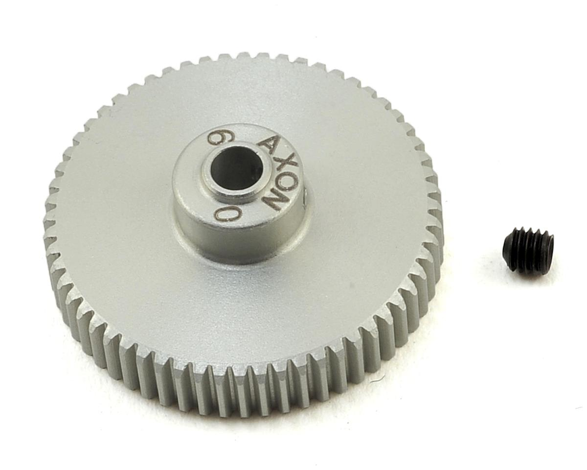 64P Aluminum Pinion Gear (60T) by Axon