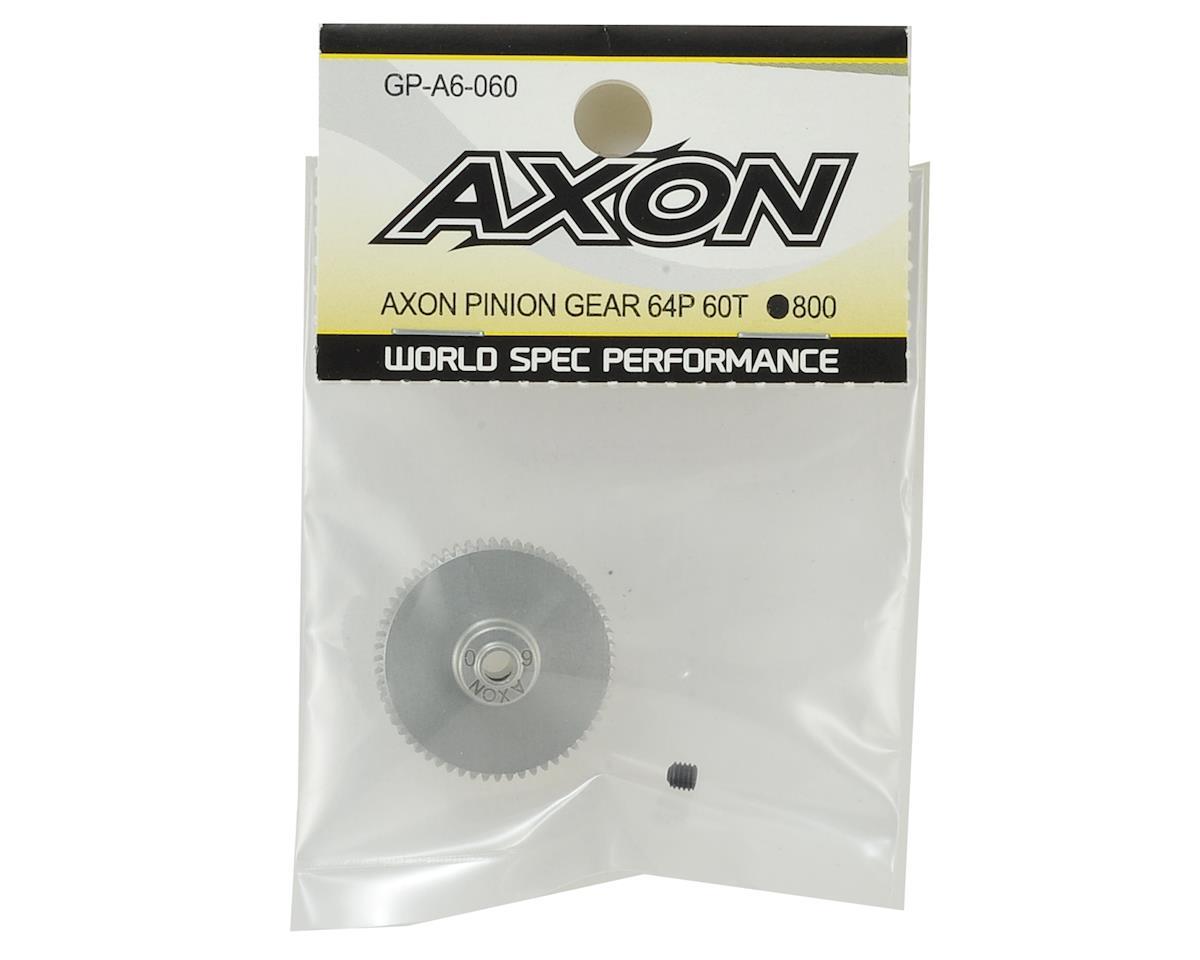 Axon 64P Aluminum Pinion Gear (60T)