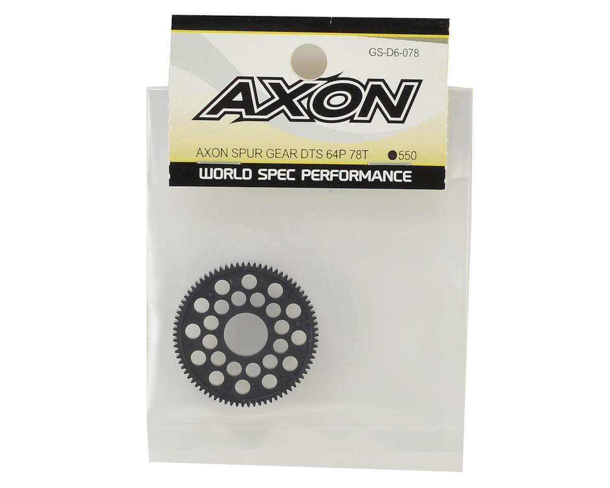 Axon DTS 64P Spur Gear (78T)