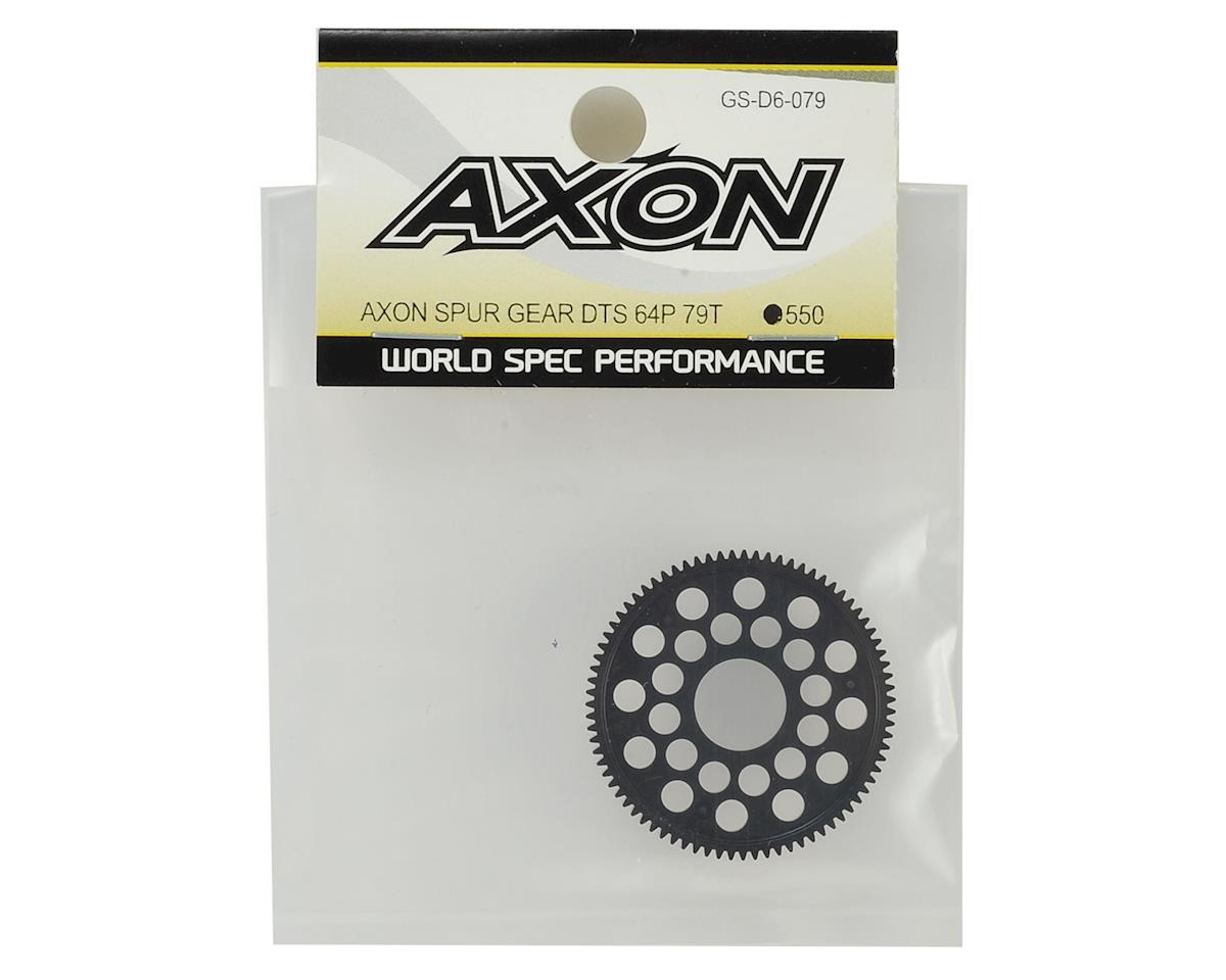 Axon DTS 64P Spur Gear (79T)
