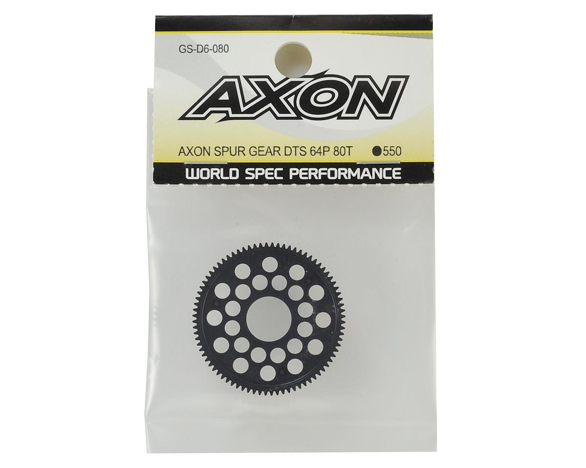 Axon DTS 64P Spur Gear (80T)