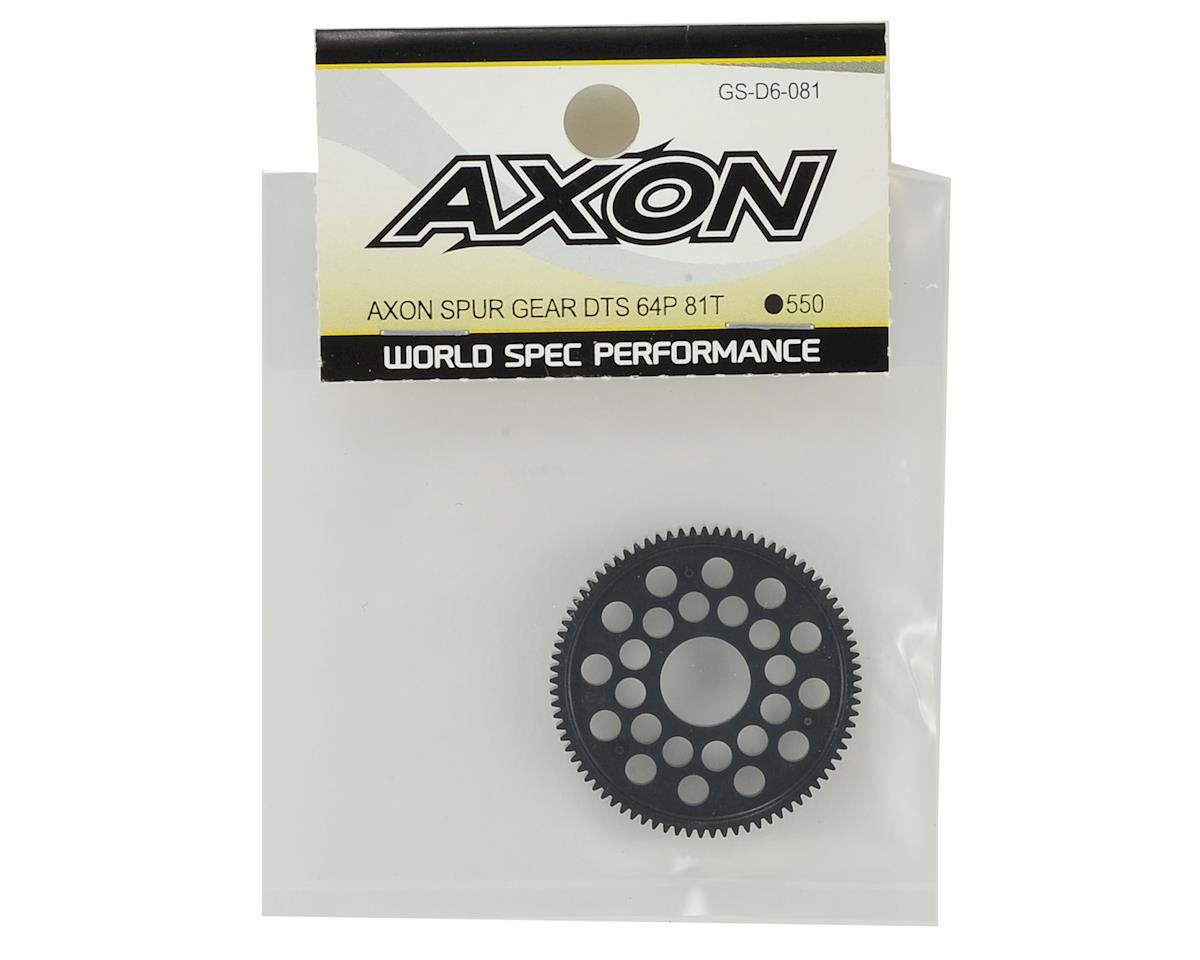 Axon DTS 64P Spur Gear (81T)