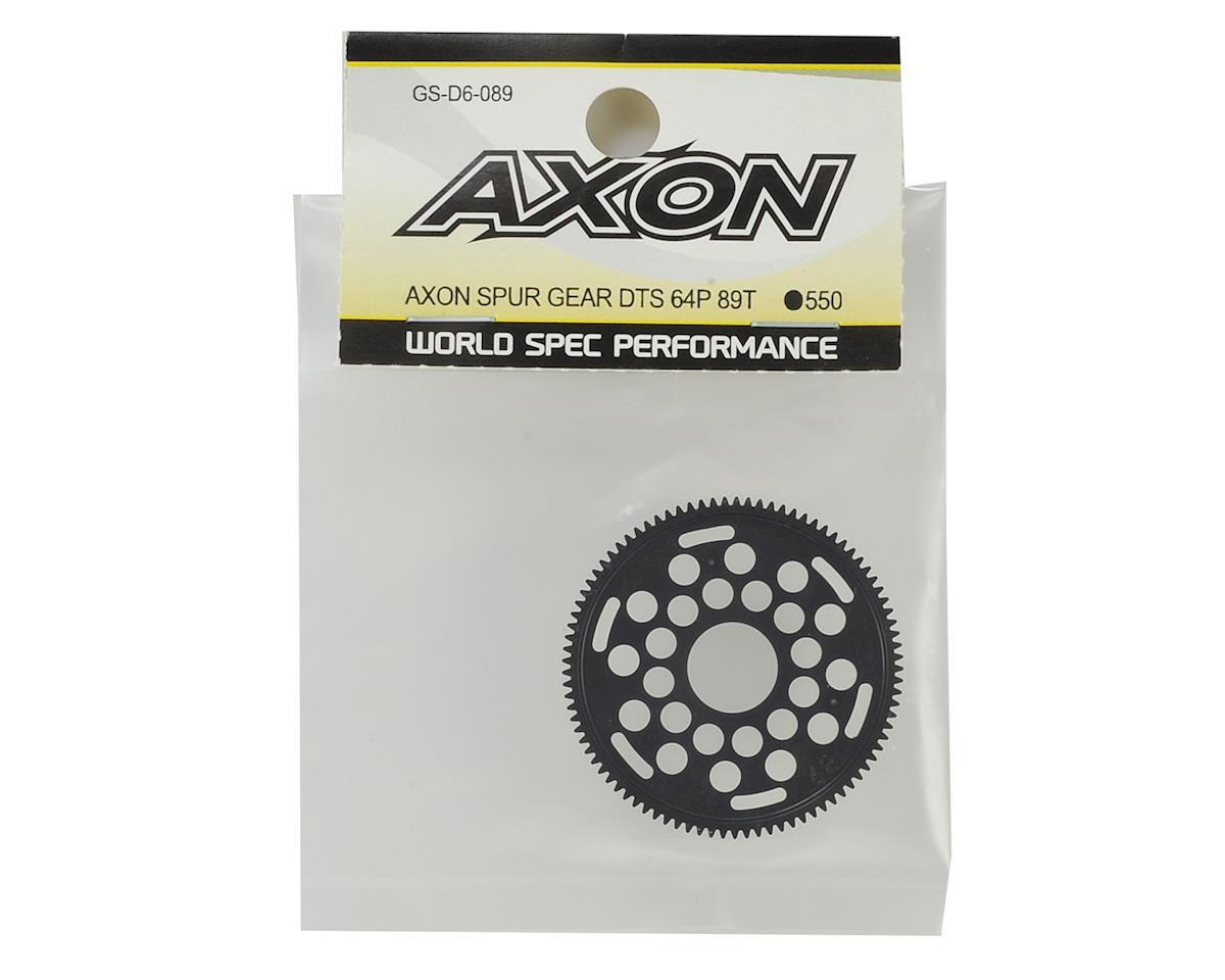 Axon DTS 64P Spur Gear (89T)