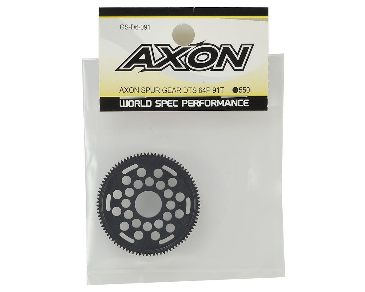 Axon DTS 64P Spur Gear (91T)