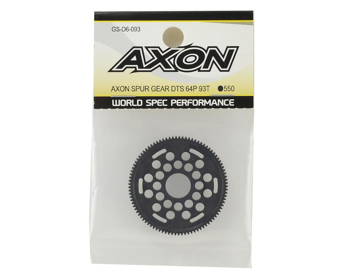 Axon DTS 64P Spur Gear (93T)