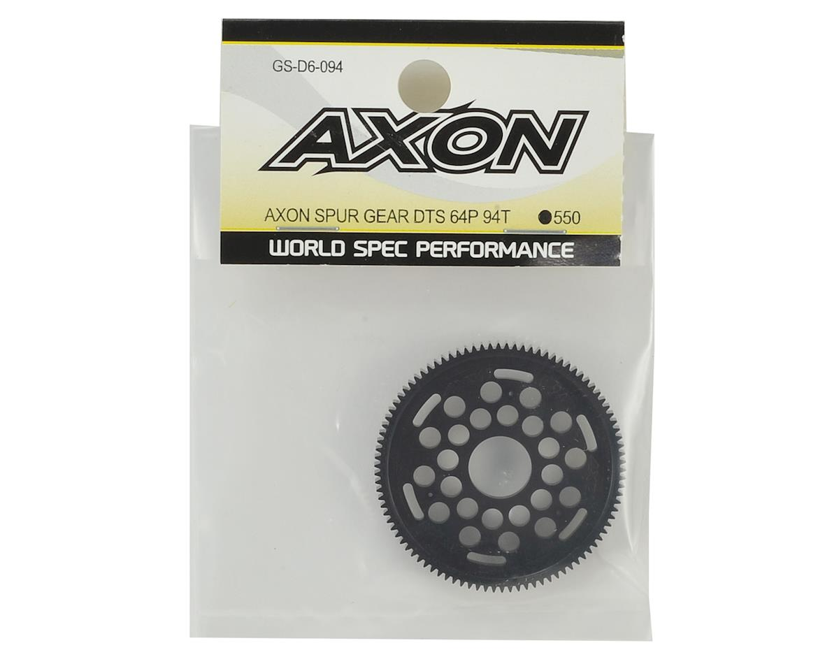 Axon DTS 64P Spur Gear (94T)