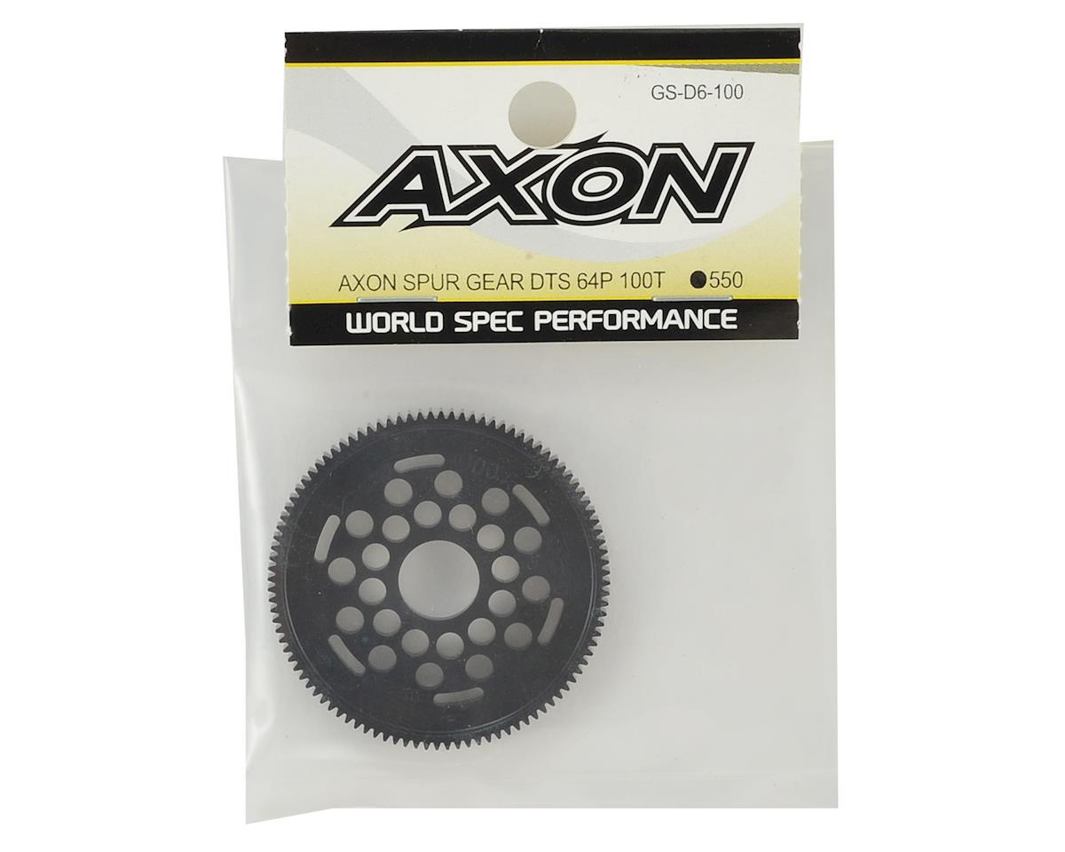 Axon DTS 64P Spur Gear (100T)