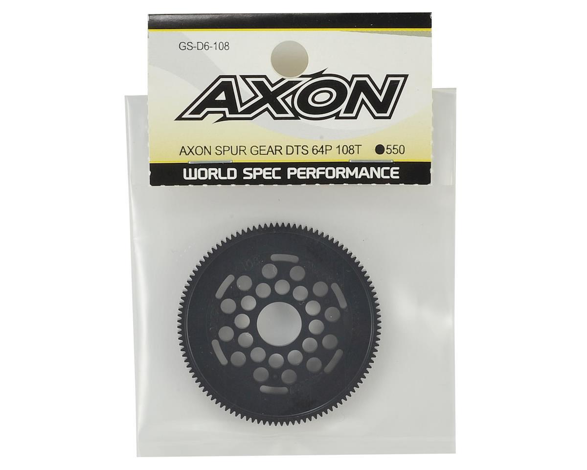 Axon DTS 64P Spur Gear (108T)