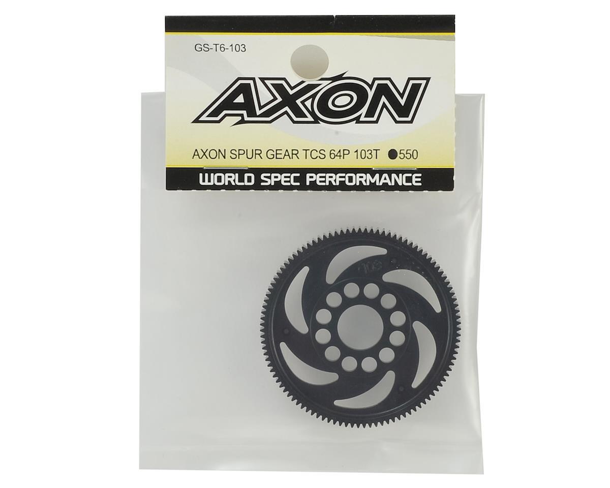 Axon TCS 64P Spur Gear (103T)