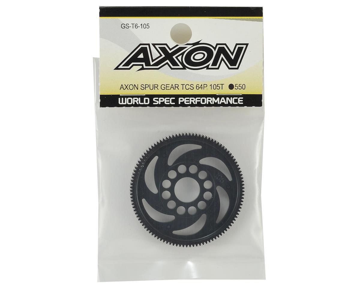 Axon TCS 64P Spur Gear (105T)