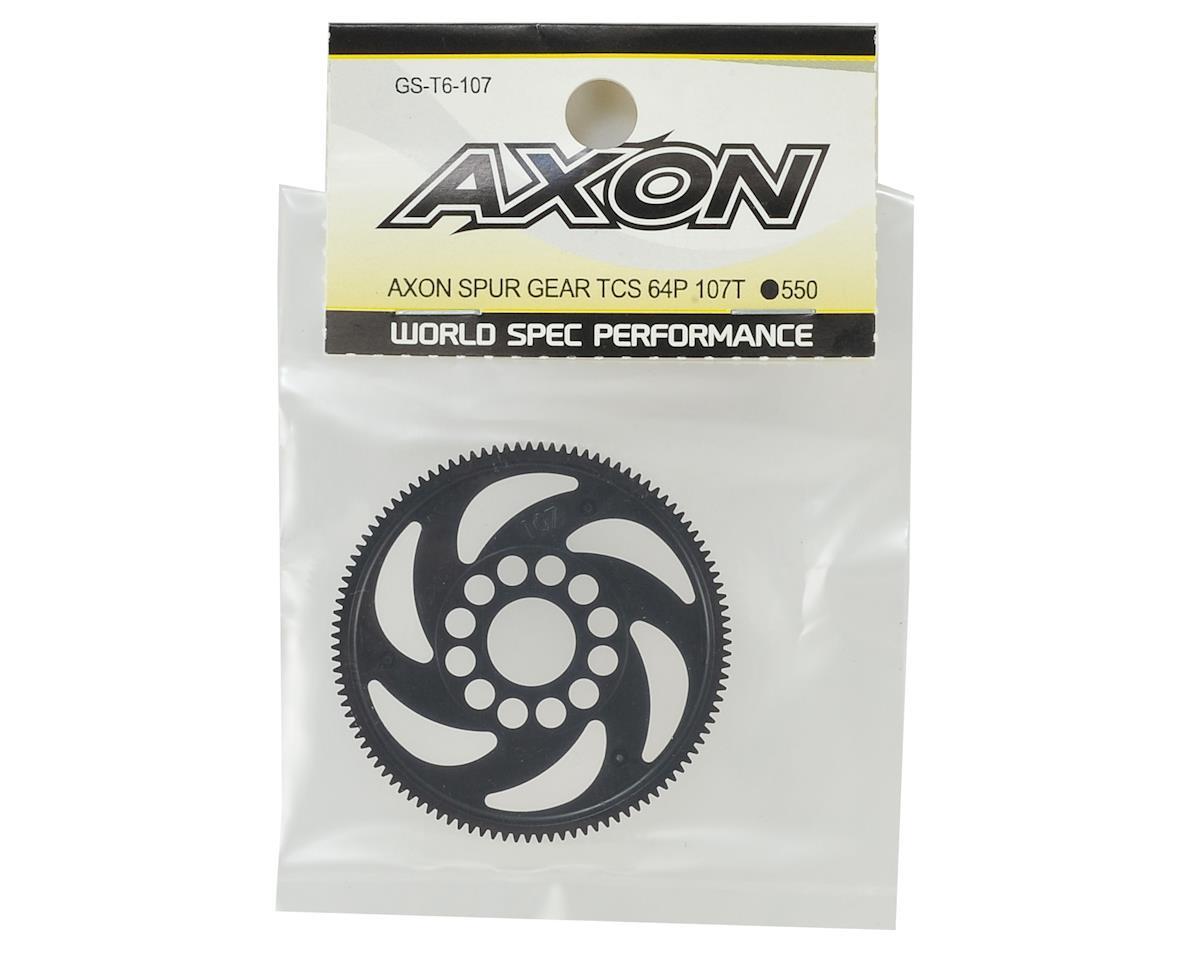 Axon TCS 64P Spur Gear (107T)