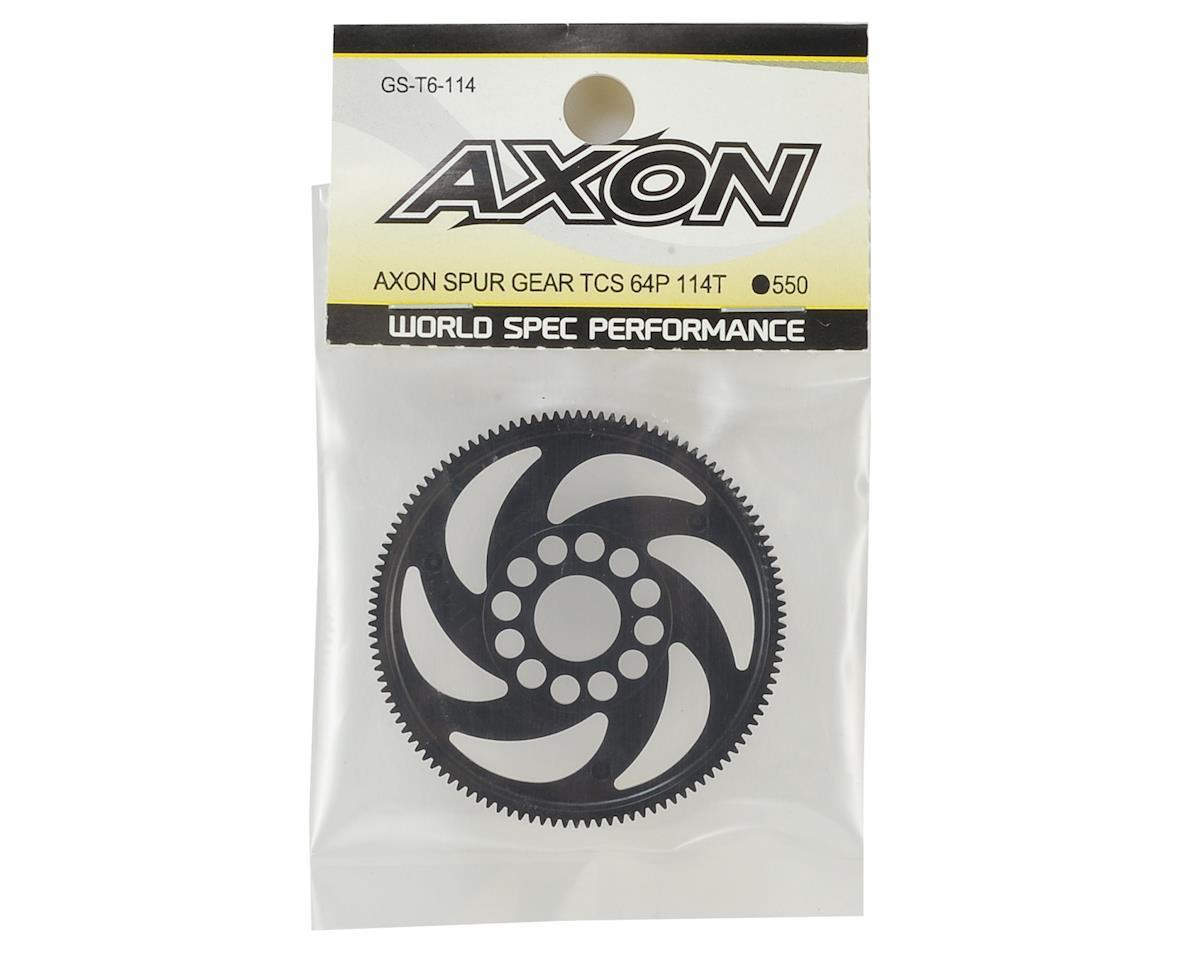 Axon TCS 64P Spur Gear (114T)
