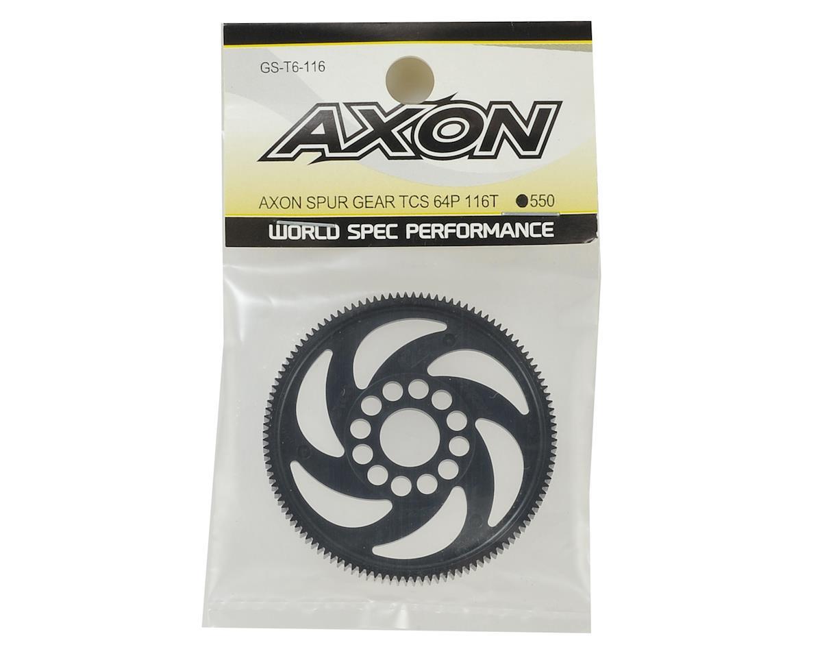Axon TCS 64P Spur Gear (116T)