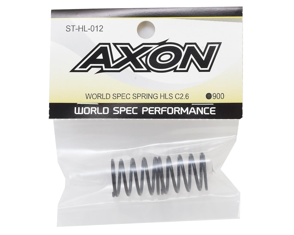 Axon World Spec HLS Touring Car Shock Spring (C2.6) (2) (Pink)