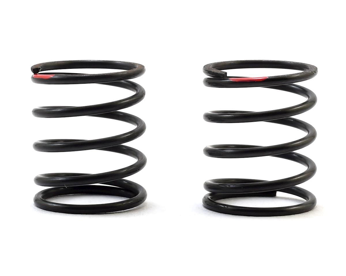 Axon World Spec HLS Touring Car Shock Spring (C2.7) (2) (Red) (XRAY X1 2018)