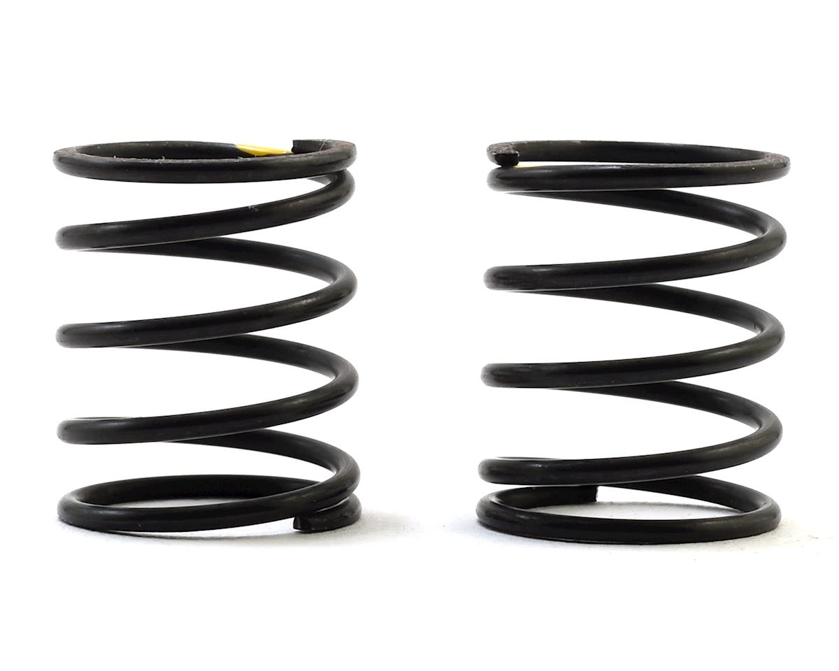 Axon World Spec HLS Touring Car Shock Spring (C2.8) (2) (Yellow)