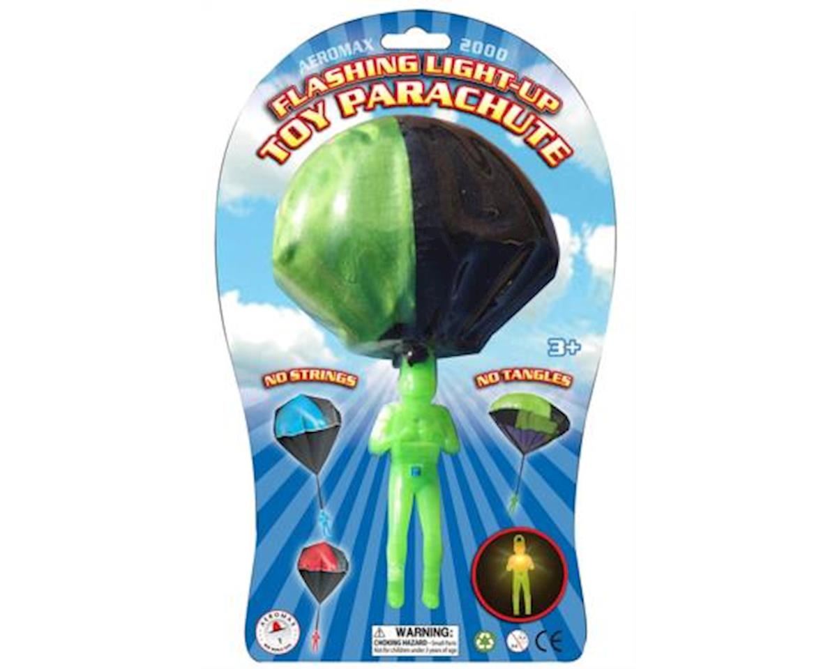 Aeromax Flashing Light-Up Tangle Free Parachute