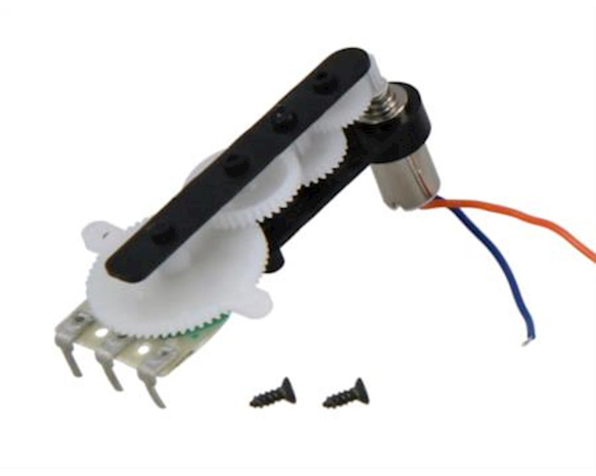 Ares Ultra Micro Trainer Rotary Servo Mechanics Replacement (UMT, Tiger Moth 75)