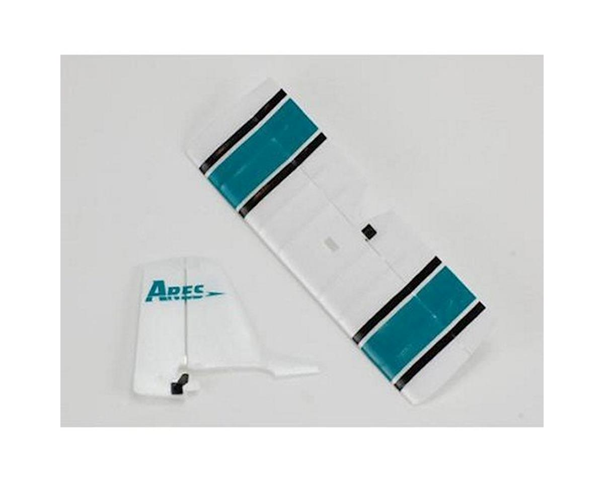 Ares Ultra Micro Trainer Tail Set with Decals and Hardware (UMT)